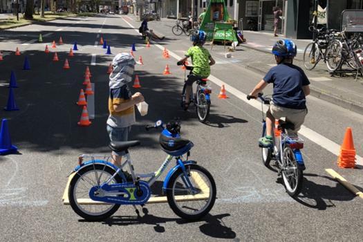 Radfahren Wie Die Großen